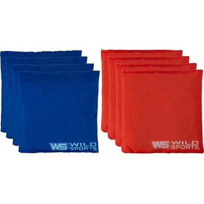 Wild Sports Recreation Replacement Beanbags 8 Pack