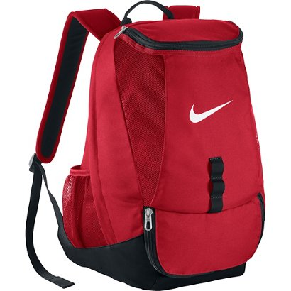 41657f4a7940 ... Nike Men s Club Team Swoosh Soccer Backpack. Backpacks. Hover Click to  enlarge