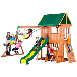 Backyard Discovery™ Somerset Wooden Swing Set