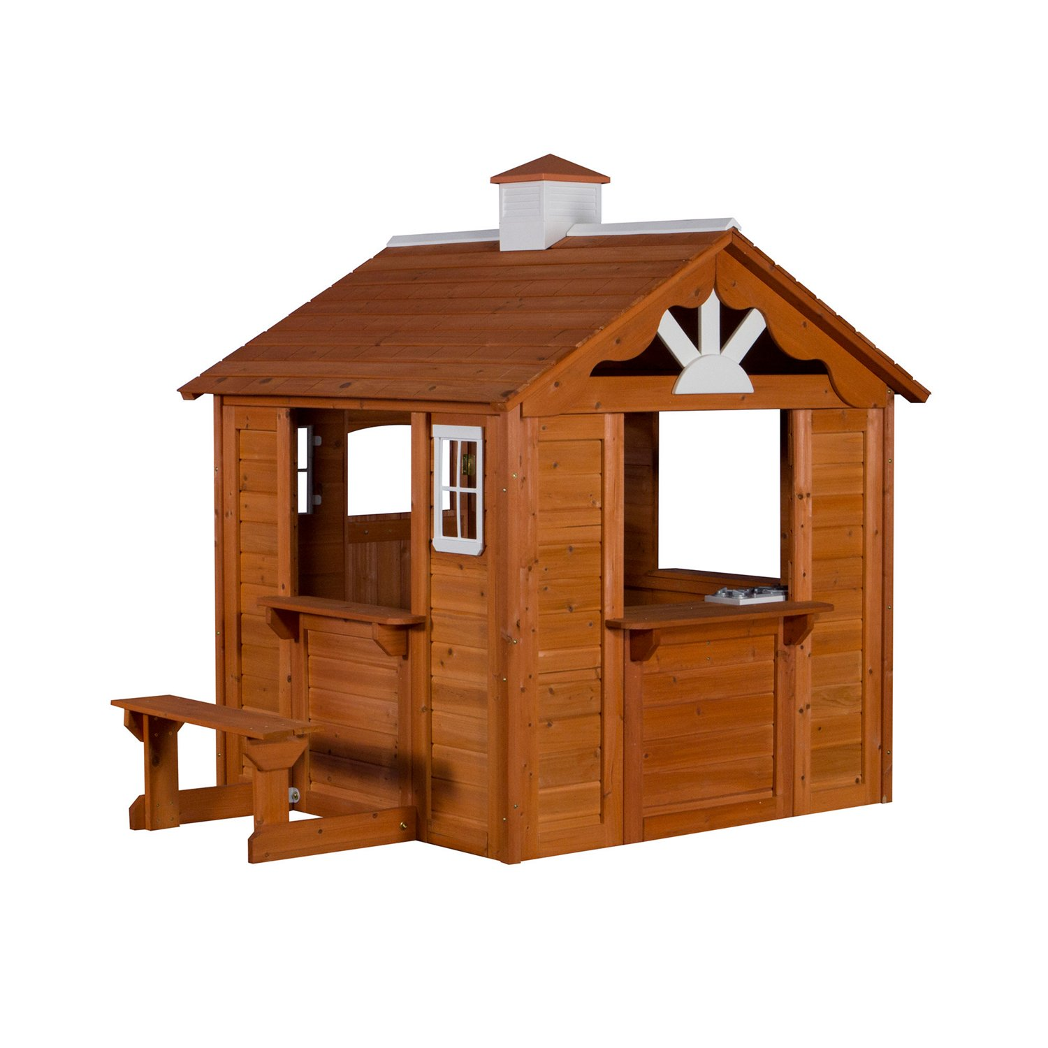 backyard discovery summer cottage playhouse academy rh academy com backyard discovery playhouse cedar backyard discovery playhouse cedar