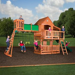 Wooden Playsets Wooden Swing Sets Wooden Play Houses Wooden