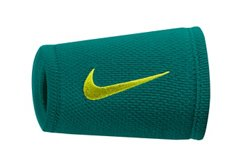 Nike Adults' Dri-FIT Stealth Double Wide Wristbands