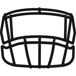 S2EG Football Face Mask