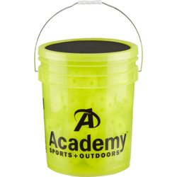 Academy Sports + Outdoors Plastic Softball Bucket 28-Pack - Improved