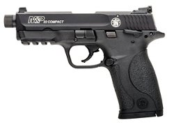 Smith & Wesson M&P22 Compact Suppressor Ready .22 LR Pistol