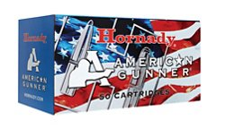 Hornady American Gunner® .300 Blackout 125-Grain Hollow Point Rifle Ammunition