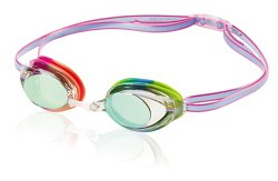 Speedo Junior Vanquisher 2.0 Mirrored Swim Goggles