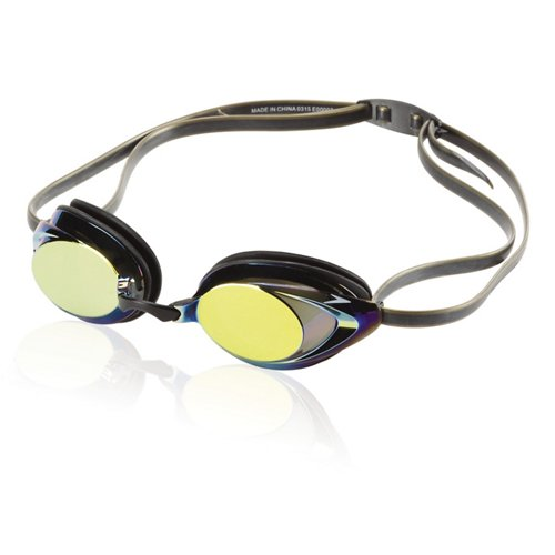 Speedo Adults' Vanquisher 2.0 Mirrored Swim Goggles