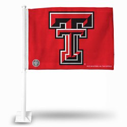 Rico Texas Tech University Car Flag