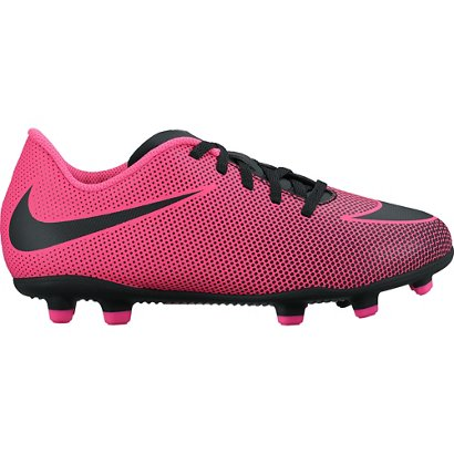Nike Kids  Bravata II Firm Ground Soccer Cleats  803935175