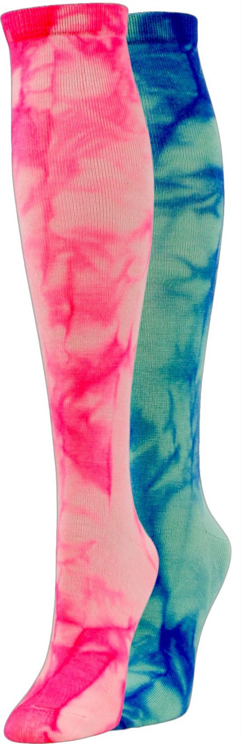886e74a3579 Display product reviews for Sof Sole Allsport Team Knee-High Tie-Dye Socks 2
