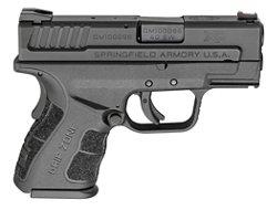 "Springfield Armory® XD® MOD.2™ .40 S&W 3"" Subcompact Pistol"