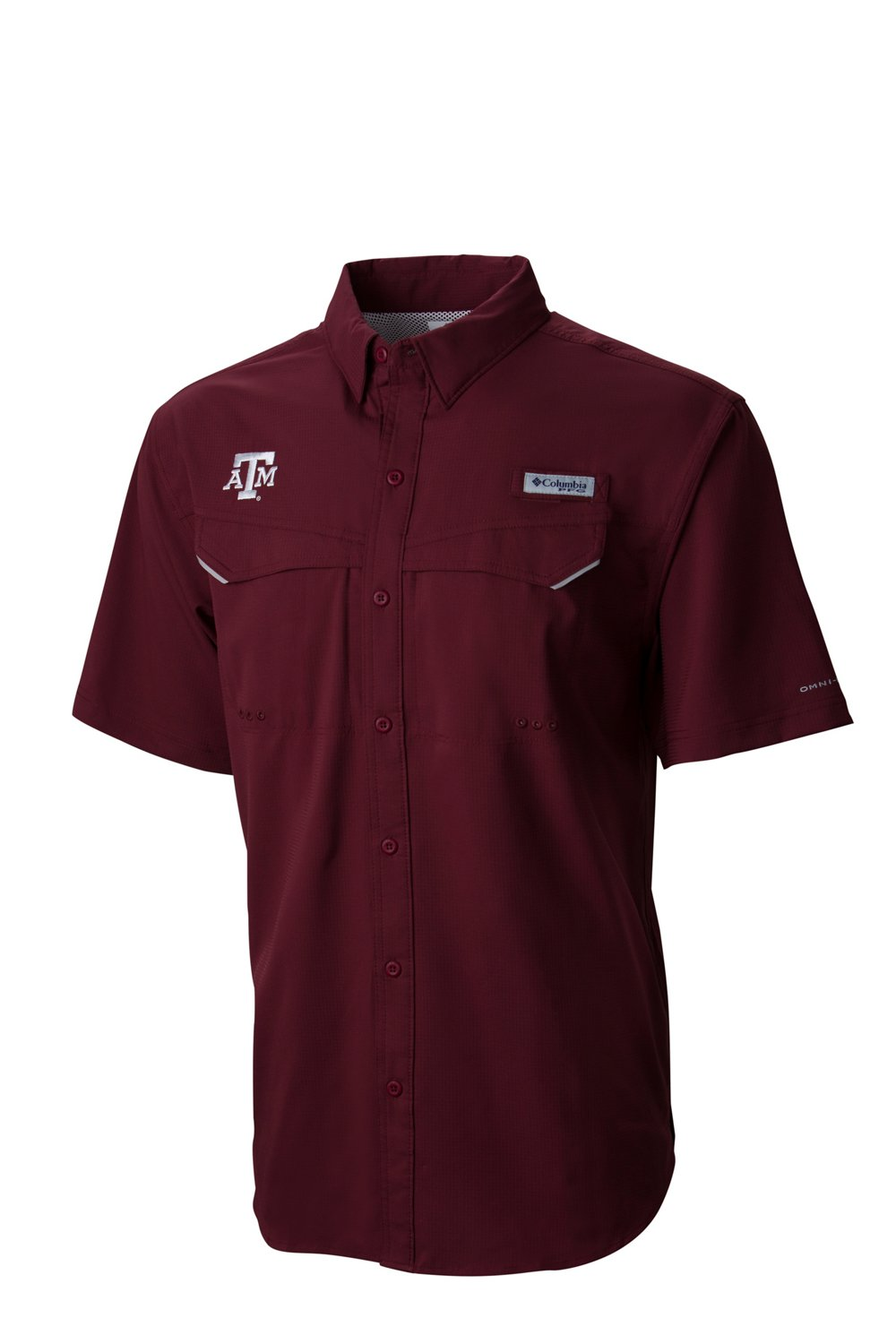quality design 7ab88 f8412 Display product reviews for Columbia Sportswear Men s Texas A M University  Low Drag Offshore Shirt