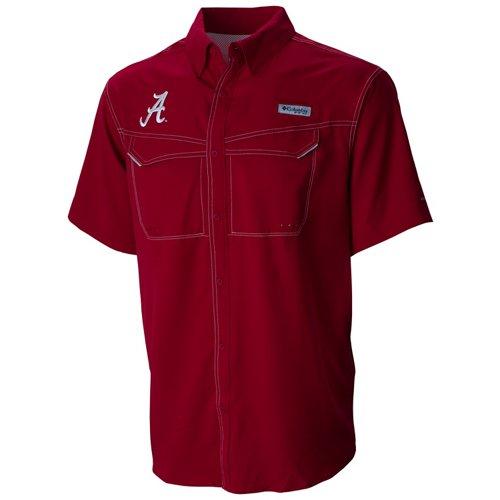 Columbia Sportswear Men's University of Alabama Low Drag Offshore Shirt