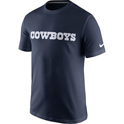 Men's Dallas Cowboys Essential Wordmark T-shirt