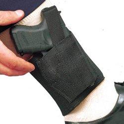 DeSantis Gunhide Apache Ankle GLOCK 43/42 Holster Left-handed