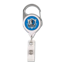 WinCraft Dallas Mavericks 25 Premium ID Badge Holder