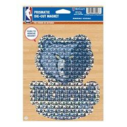 WinCraft Memphis Grizzlies Die Cut Logo Magnet