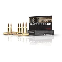 Trophy MTC .223 Remington/5.56 NATO 77-Grain Centerfire Rifle Ammunition