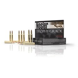Trophy Grade Centerfire Rifle Ammunition