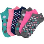 BCG Women's Cushioned No-Show Socks 3 Pack - view number 1