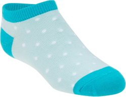 BCG Girls' Fashion Low-Cut Socks 6 Pack
