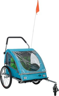 Bell 2-Child Smooth Sailer Bicycle Trailer