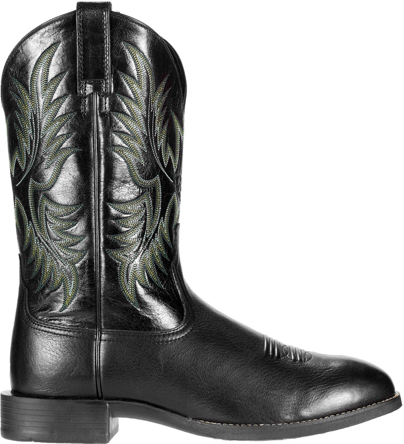 2e94f3eec69 Ariat Men's Heritage Stockman Western Boots