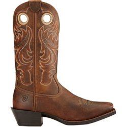 Men's Sport Square Toe Western Boots