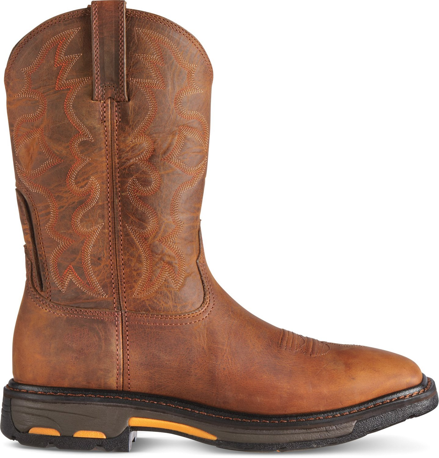 40d69443443 Display product reviews for Ariat Men s Workhog Steel Toe Western Work Boots