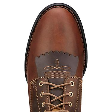e7c21897b11 Ariat Men's Heritage Lace Up Roper Western Boots