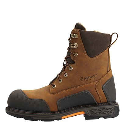 01c2e0e53bc0 ariat work boots academy Ariat Men s Overdrive XTR 8 in Steel Toe Work Boots