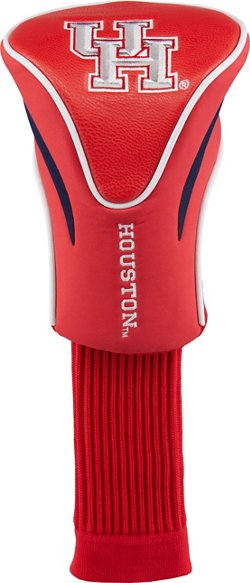 Team Golf University of Houston Contour Sock Head Covers 3-Pack