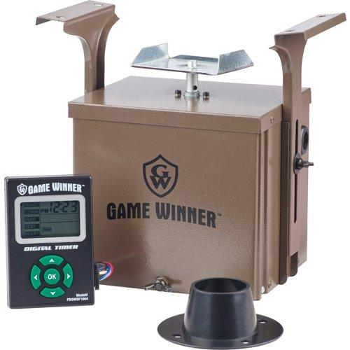 Game Winner® 6V Digital Feeder Control Unit