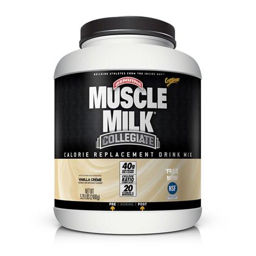 Muscle Milk Collegiate 5.29 lbs Protein Powder