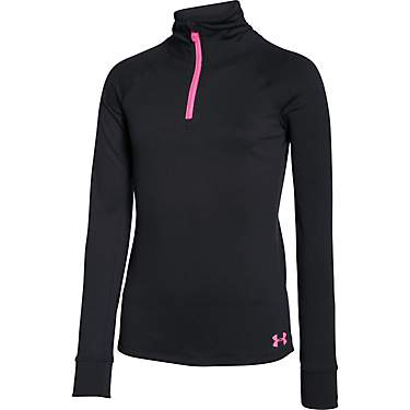 Under Armour Girls' Tech 1/4 Zip Jacket