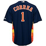 52893d3088b Men s Houston Astros Carlos Correa  1 Replica Jersey Quick View. Majestic