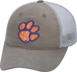 Top of the World Women's Clemson University Charisma 2-Tone Adjustable Cap