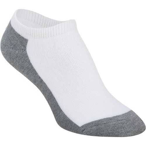 BCG Kids' No-Show Socks 6 Pack