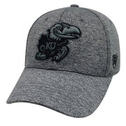 Top of the World Men's University of Kansas Steam Cap
