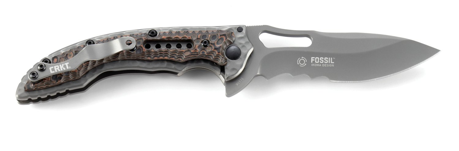 CRKT® Fossil Folding Knife - view number 2