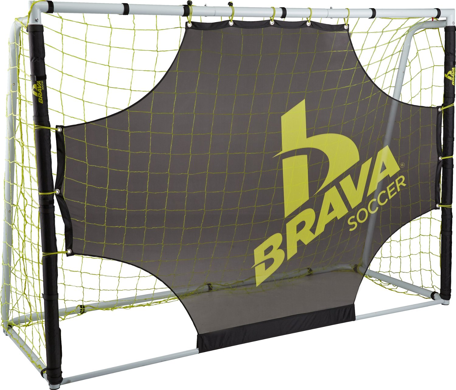 Display product reviews for Brava 5 ft x 7 ft Deluxe Soccer Goal 927541876