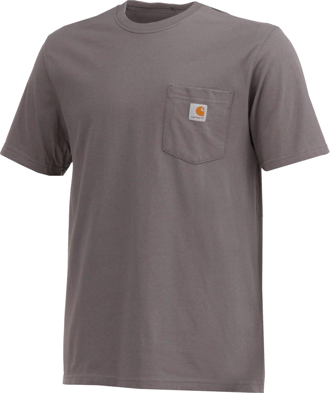 Carhartt Men's Short Sleeve Work Wear Pocket T-shirt - view number 1