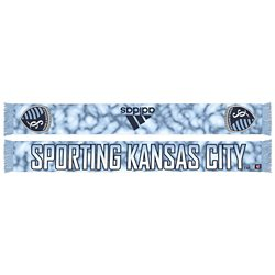 adidas Men's Sporting Kansas City Sublimated Scarf