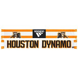 adidas™ Men's Houston Dynamo Authentic Draft Scarf