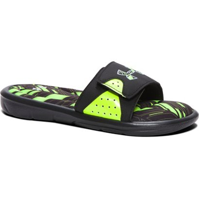 575601567aa Under Armour Boys  Ignite Banshee II Sport Slides