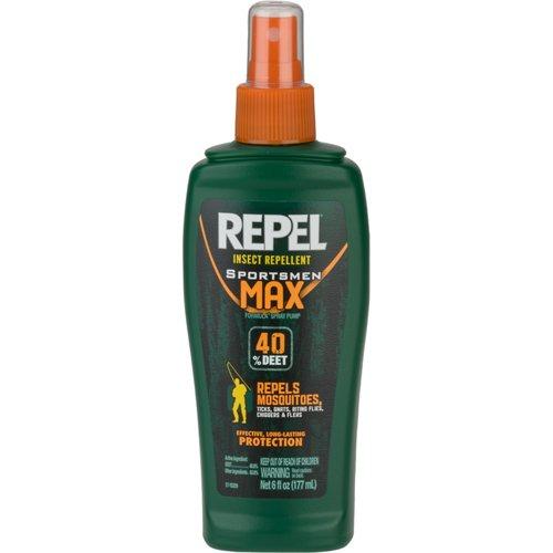Repel Sportsmen Max 40% DEET Pump Spray