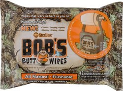 Sterling Bob's Butt Wipes Refill 42-Pack