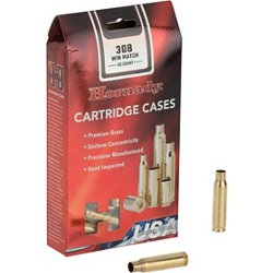 .308 Winchester Match™ Unprimed Cases