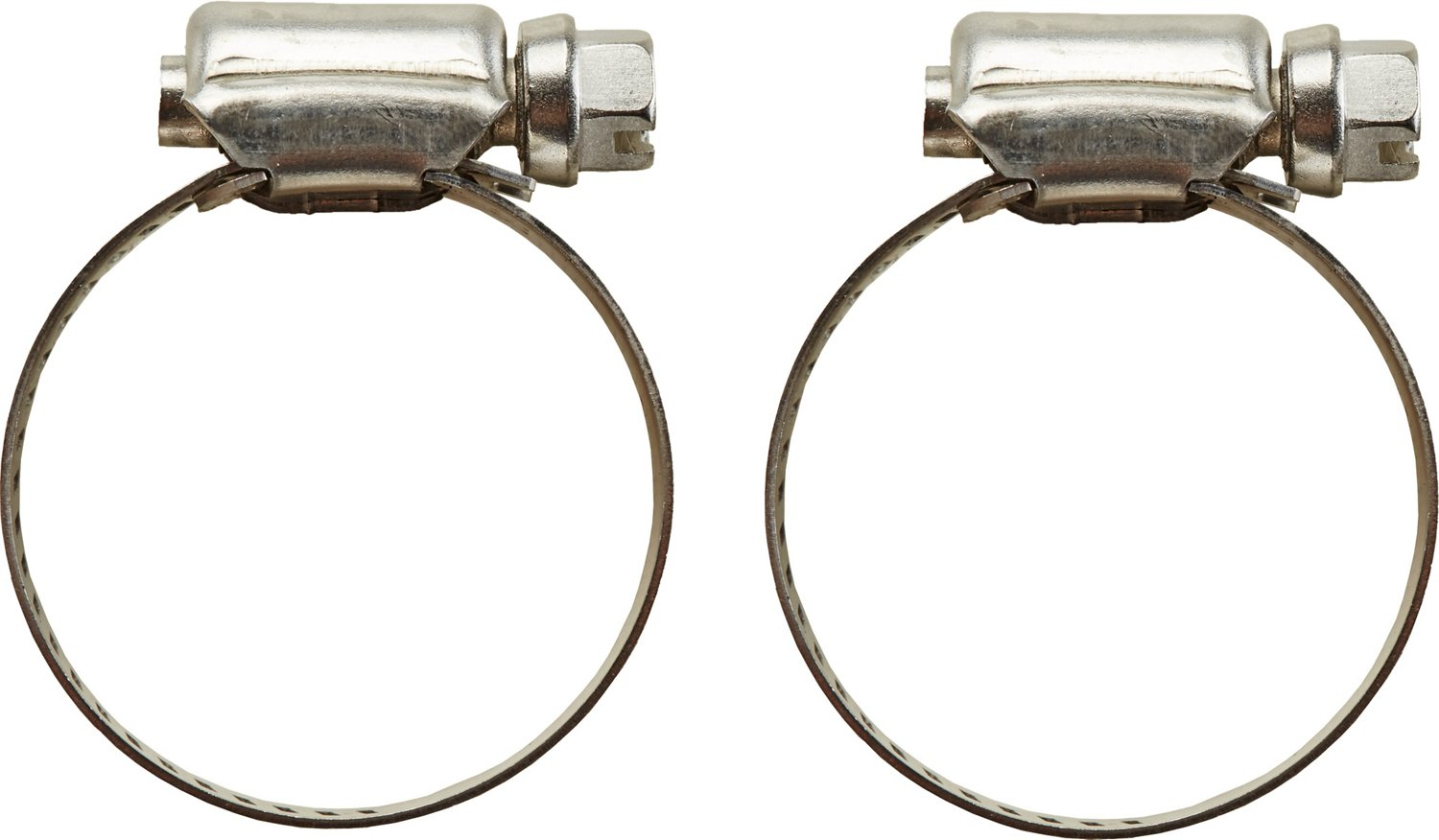 Marine Raider Stainless-Steel Hose Clamps 2-Pack - view number 1